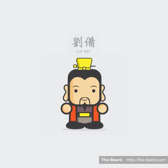 Dynasty Warriors - Liu Bei
