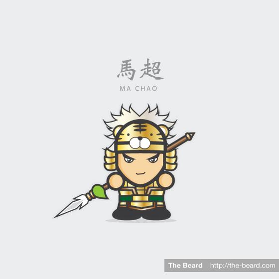 Dynasty Warriors - Ma Chao