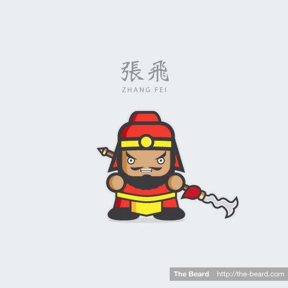 Dynasty Warriors - Zhang Fei