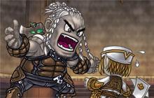 FFXIV Comic - Fate Battle
