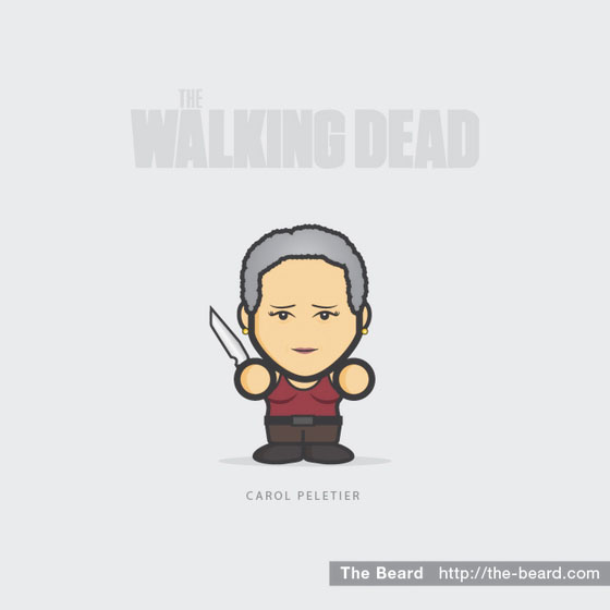 The Walking Dead - Carol Peletier
