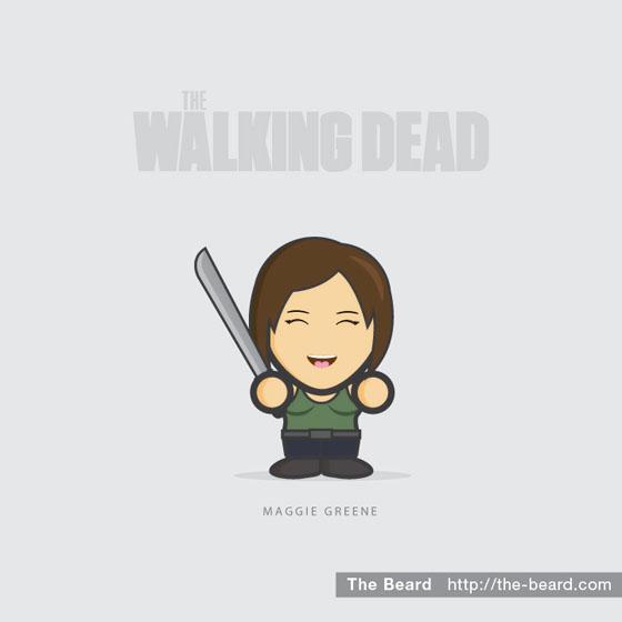 The Walking Dead - Maggie Greene