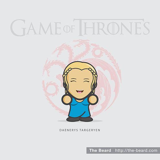 Game of Thrones - Daenerys Targeryen