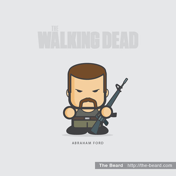 Abraham (The Walking Dead)​