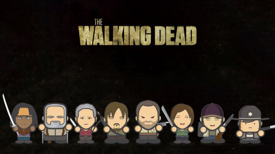 Walking Dead Wallpaper