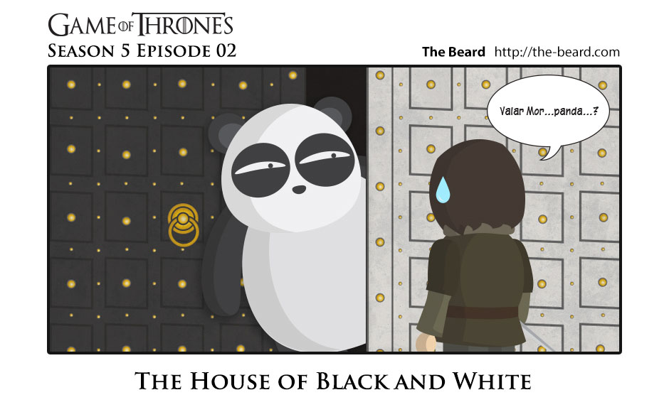 Game of Thrones S5E02 - The House of Black and White