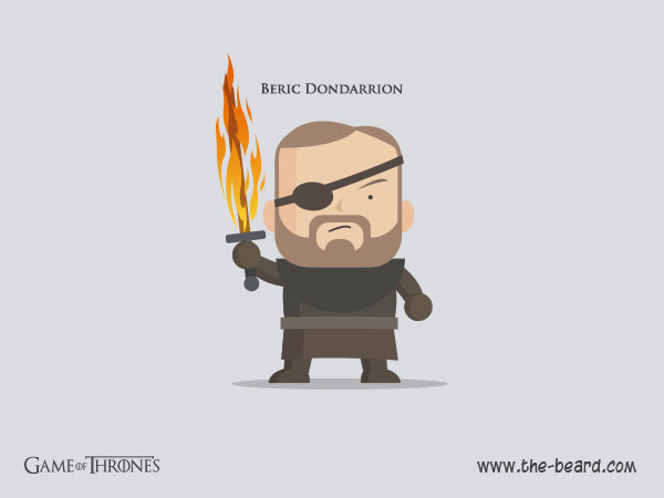 Game of Thrones - Beric Dondarrion