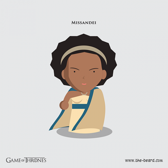 Game of Thrones - Missandei