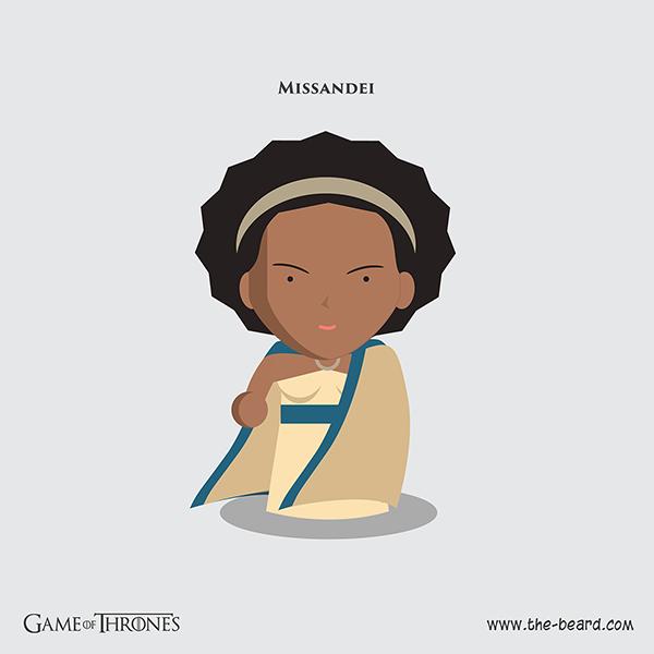 Game of Thrones - Missandei