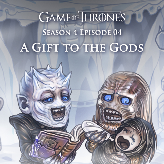 Game of Thrones - A Gift for the Gods
