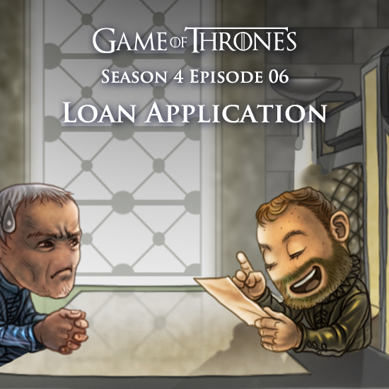 Game of Thrones - Iron Bank